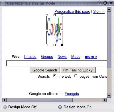 Browser JavaXPCOM
